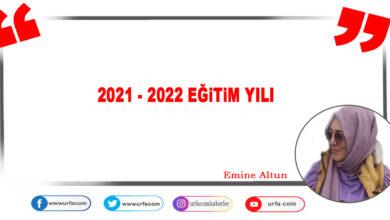 Photo of 2021 – 2022 Eğitim yılı