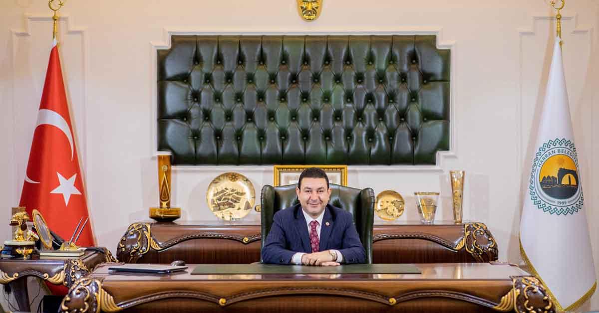 Başkan Özyavuz'dan Gaziler günü mesajı