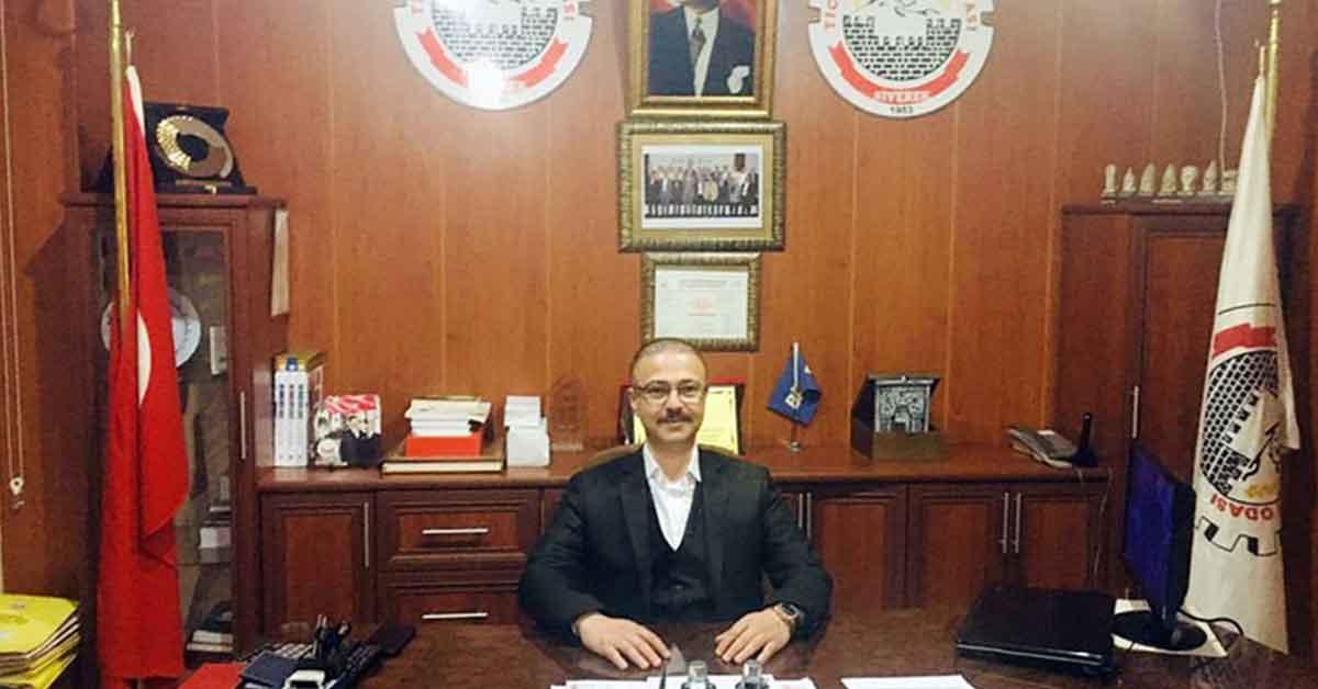 Siverek TSO Başkanı Bucak'dan Gaziler günü mesajı