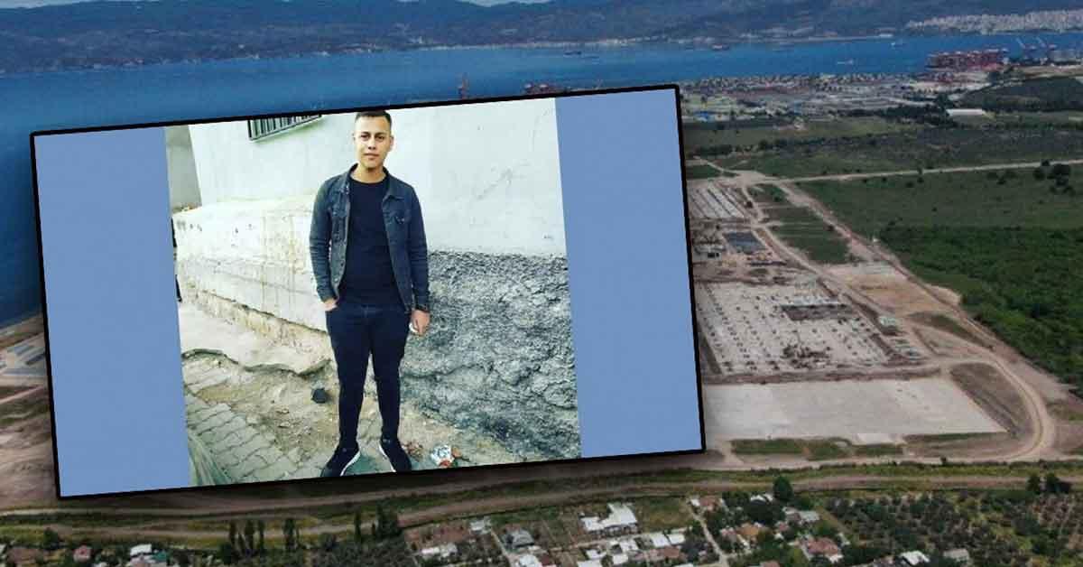 TOGG inşaatında iş cinayeti: Urfalı işçi hayatını kaybetti