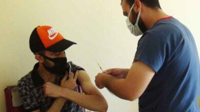 Photo of Şanlıurfa'da aşı oranı yüzde 57,8