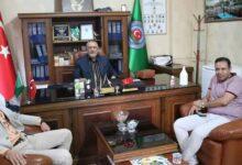 Photo of Siverek'te Aşı için Kanaat Önderleriyle Buluşuldu