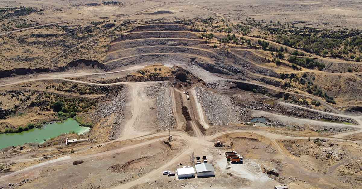 Urfa Taşıkara Barajı'nda Çalışmalar devam ediyor