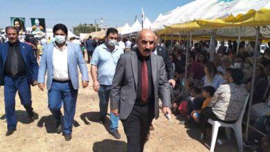 Photo of Cidir ve CHP Heyeti Kısas'ta Aşure Etkinliğine Katıldı