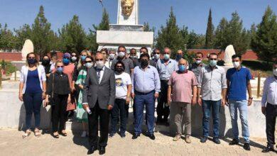 Photo of Urfa'da CHP'nin 98. Kuruluş Yıl Dönümü Kutlandı
