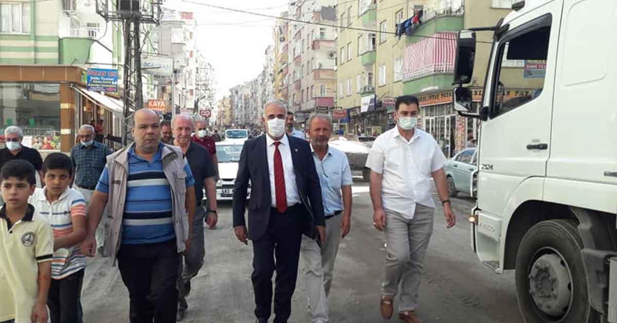 Aydınlık ve CHP Heyeti Birecik'te Temaslarda Bulundu
