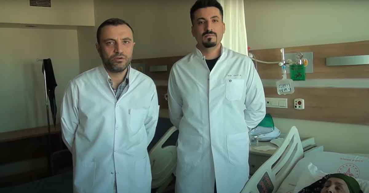 Urfa'da dudak kanseri ameliyatı başarıyla yapıldı