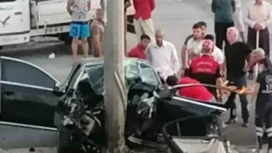 Photo of Şanlıurfa'da feci kaza!