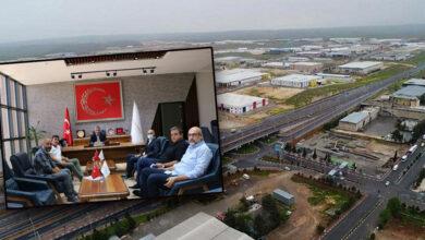 Photo of Şanlıurfa'da yüzlerce kişiye iş imkanı