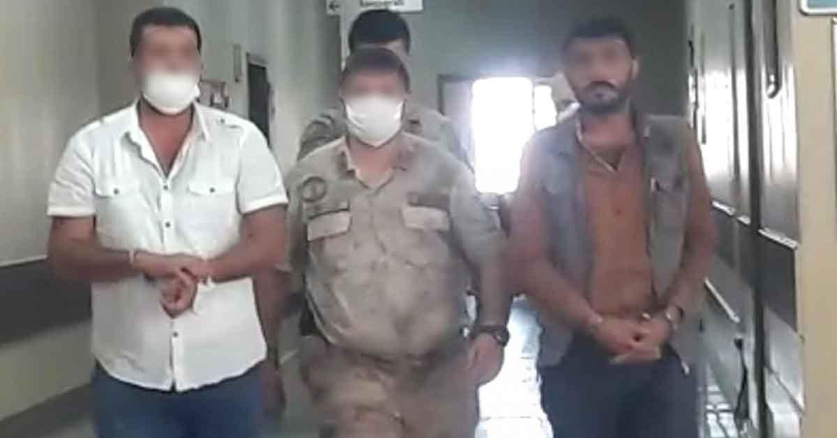 Urfa'da Jandarmadan operasyon: 3 gözaltı