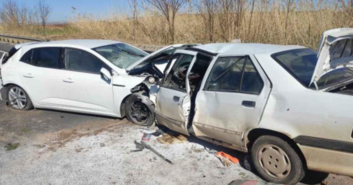 Şanlıurfa'da Kaza Sayısı Belli Oldu