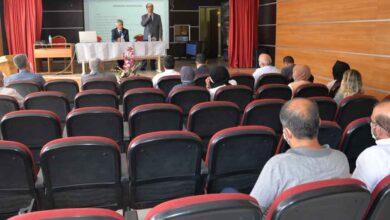 Photo of Urfa'da Pansiyonlar Konulu Toplantı Yapıldı