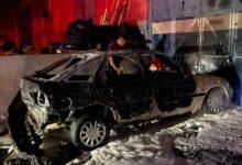Photo of Şanlıurfa'da park halindeki otomobil küle döndü
