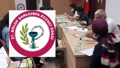 Photo of Urfa Eczacı Odası Seçimlerinde Kazanan Belli Oldu
