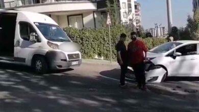 Photo of Urfa'da Servisle Otomobil kafa kafaya çarpıştı!