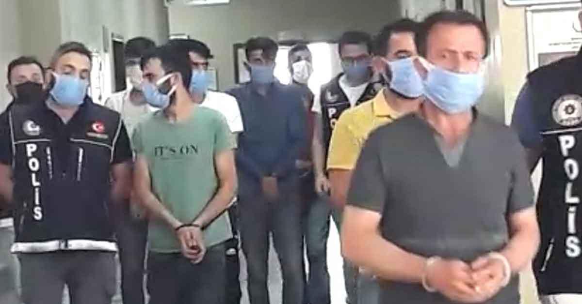 Şanlıurfa'da torbacılara şok baskın: 10 gözaltı
