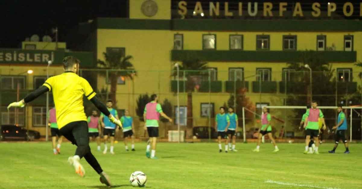 Şanlıurfaspor, Eskişehirspor'a Karşı