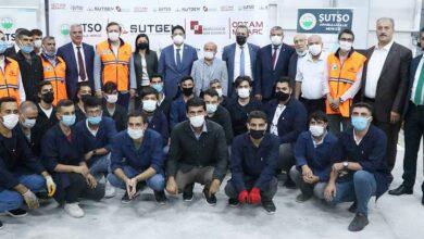 Photo of Urfa'da Bölgesel kalkınma yatırım Fuarı Açıldı