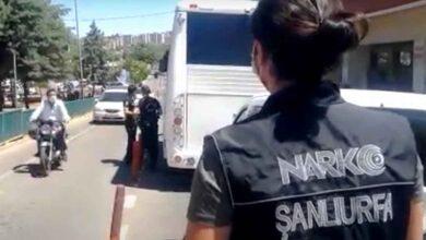 Photo of Urfa'da zehir tacirlerine baskın: 3 gözaltı