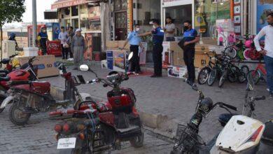 Photo of Viranşehir'de Zabıtadan Kaldırım İşgali Denetimi