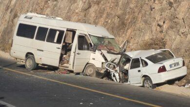 Photo of Urfa'da tarım işçileri kaza yaptı! 1 ölü 16 Yaralı
