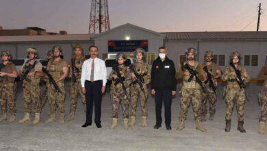 Photo of AFAD Başkanı Sezer Telabyad'da İncelemelerde Bulundu