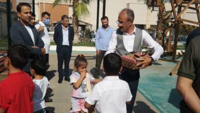 Photo of Başkan Kılcı, Çocuklarla Buluştu