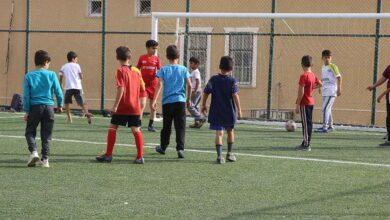 Photo of Haliliye'de Semt Sahaları, Gençlerin Yeni Spor Adresi