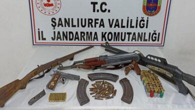 Photo of Siverek'te Silah Kaçakçılarına Operasyon: 2 Gözaltı
