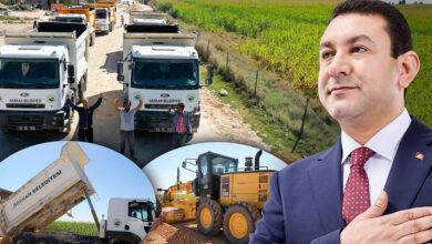 Photo of Başkan Özyavuz'dan 60 Mahalleye asfalt