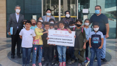 Photo of Urfa'da Yaşayan Öğrenciler Balıklıgöl'ü İlk Kez Gördü
