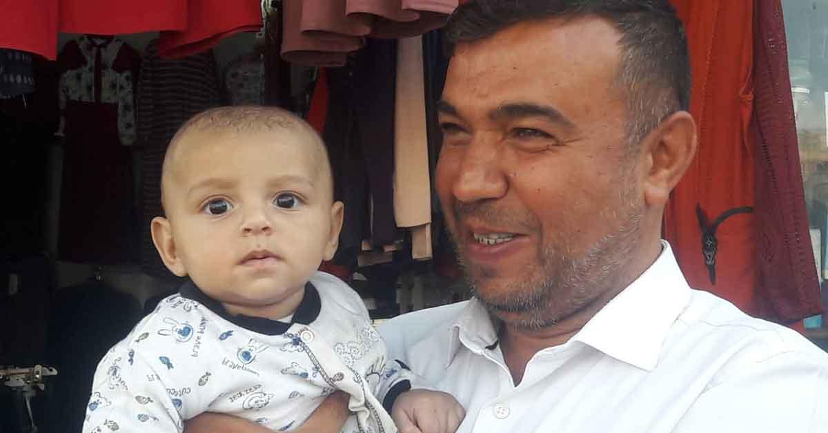 Urfa'da Bebeğin Kalbi Durdu, Yoldan Geçen Doktor Kurtardı