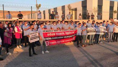 Photo of Urfa'daki tekstil fabrikasında toplu işten çıkarma!