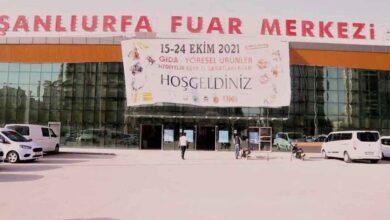 Photo of Urfa'da Gıda Ve Yöresel Ürünler Fuarı Kapılarını açtı