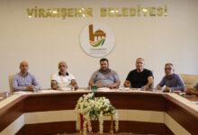 Photo of Viranşehir Belediyespor'da Sezon Öncesi İlk Toplantı
